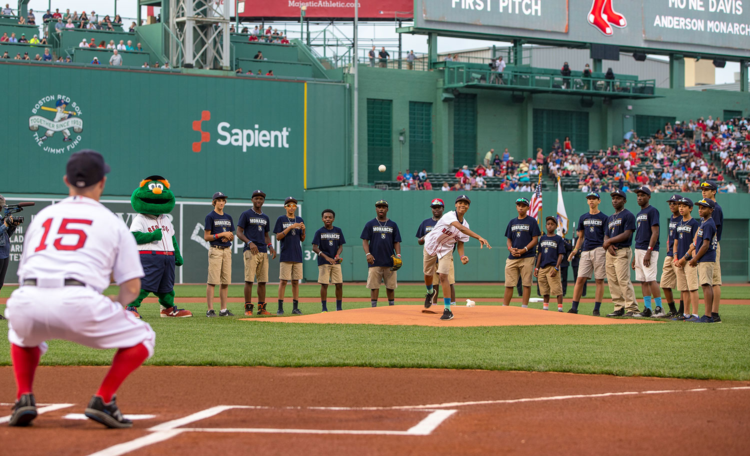 Day 21. Fenway Park